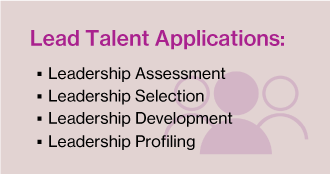 Lead Talent Card Set Applications