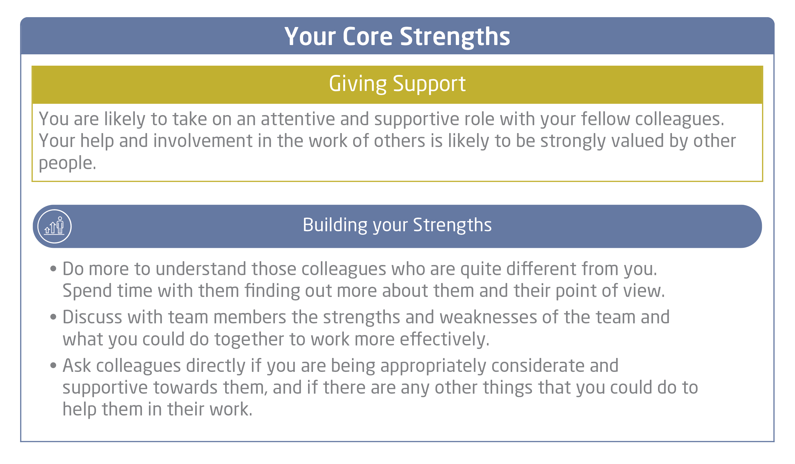 Onboarding Core Strengths 2